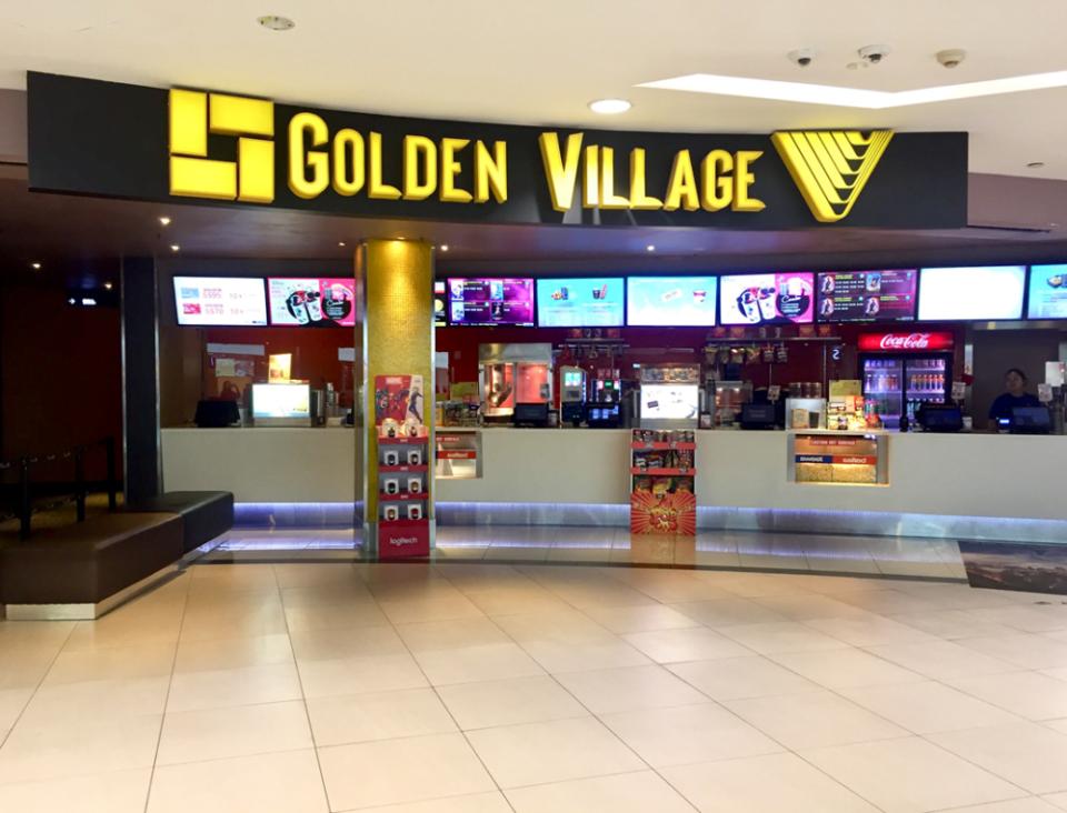 Singapore Golden Village offers
